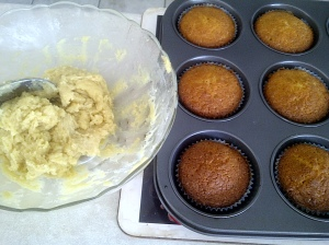 Eggless Cookie Dough & Brown Butter Cupcakes