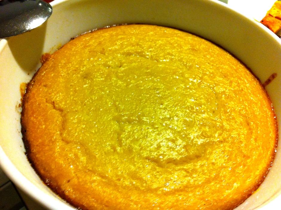 Southern Creamy Corn Pudding