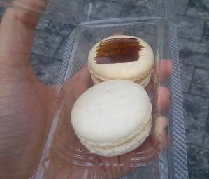 Proper macarons