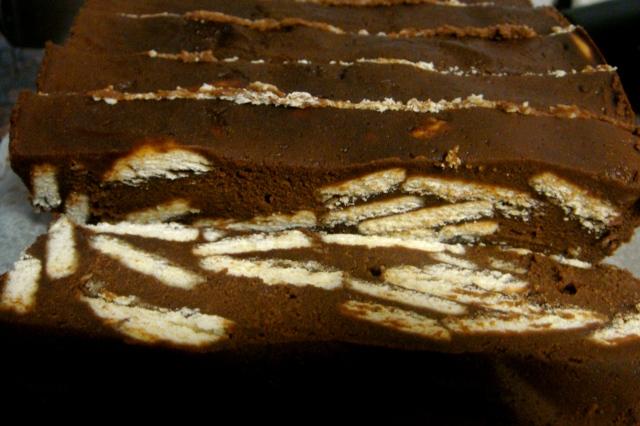 Kek Batik/Batik Cake