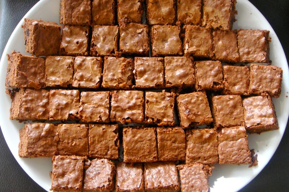Racheal's Ooey Gooey Brownies
