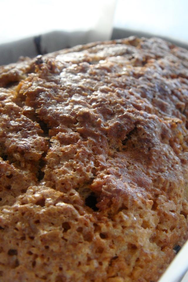 Mish-Mash Banana Bread