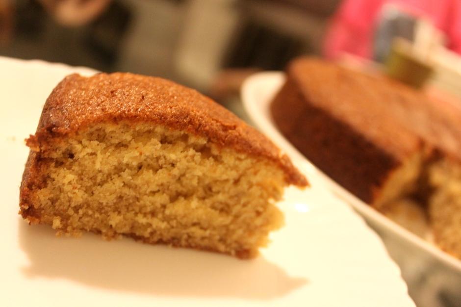 Sam's Banana Cake