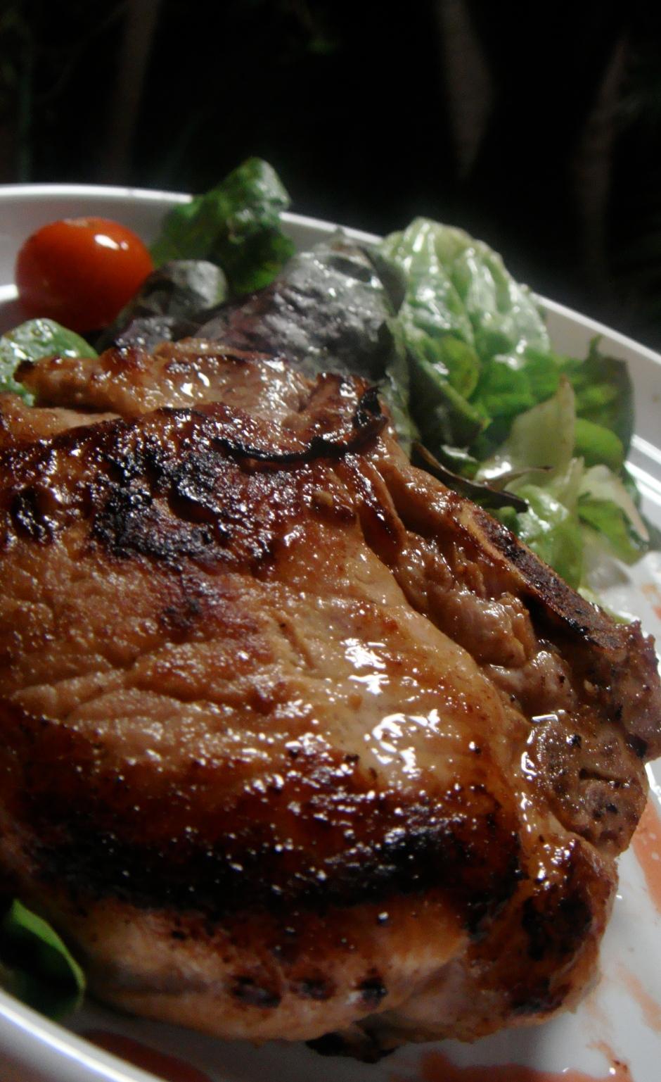 Good porky protein