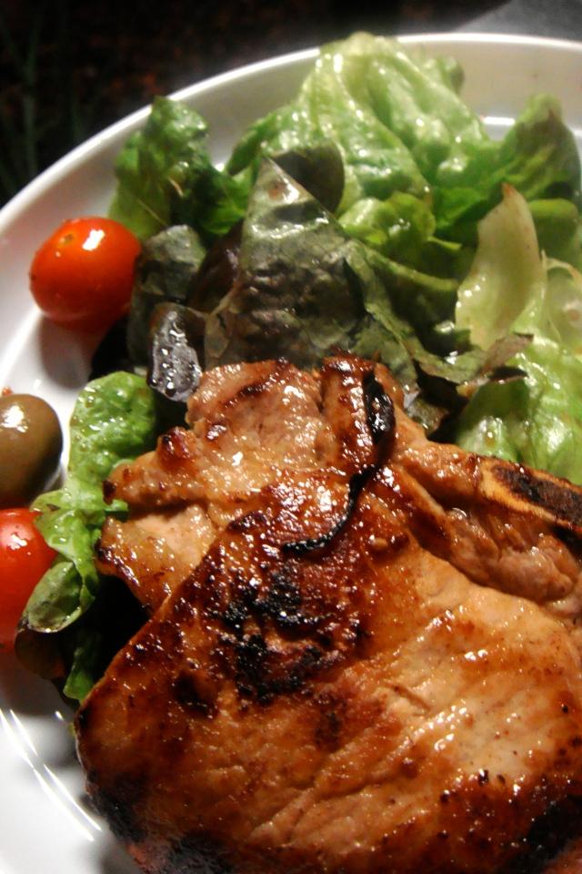Vietnamese-Inspired Pork Chops
