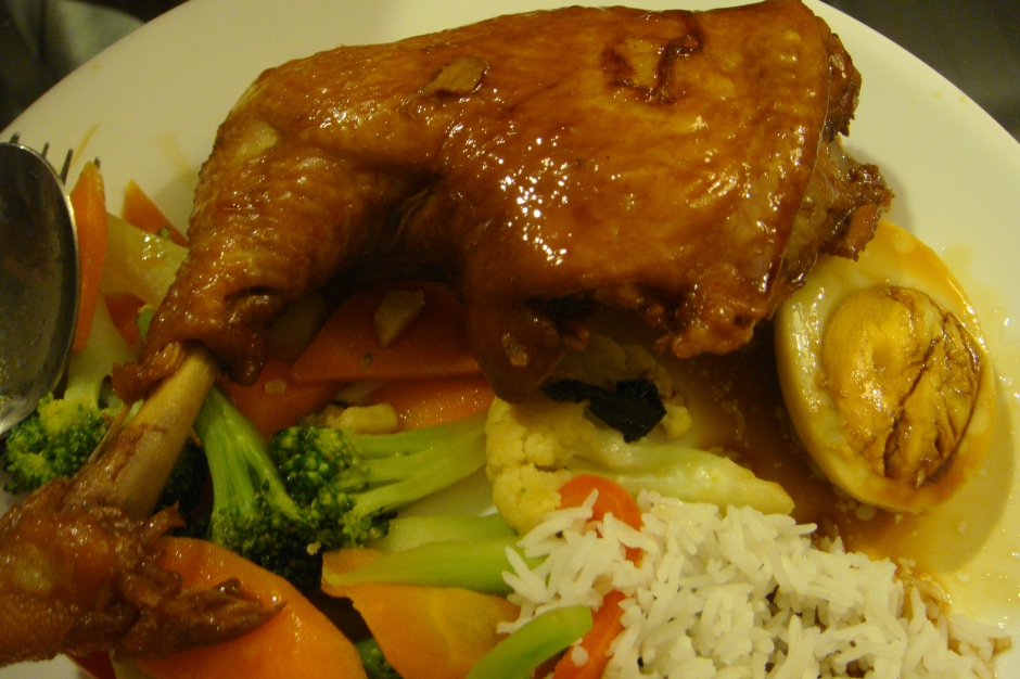 Braised Soy Sauce Chicken