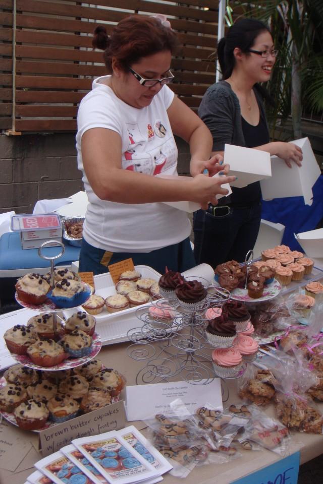 Big Cake Bake: Kerbside Lane Markets