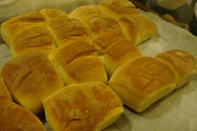 Mini Pan de Sal (Mini Filipino Dinner Rolls)